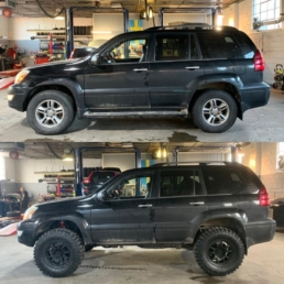 How to Lift Jeep Grand Cherokee